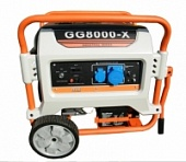 Газовый генератор REG E3 POWER GG8000-X (6 кВт)